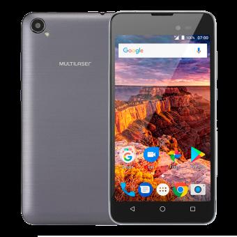 Imagem - Smartphone MS50L P9051 Multilaser Preto e Grafite