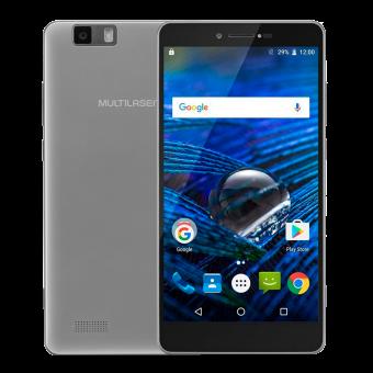 Smartphone MS70 P9036 Multilaser + Micro SD 32GB Prata