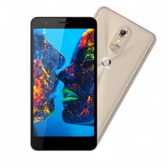 Smartphone Quantum MÜV PRO 16GB Dourado 4G