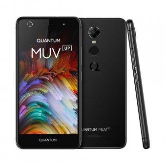 Smartphone Quantum MUV UP 32GB Preto Reembalado