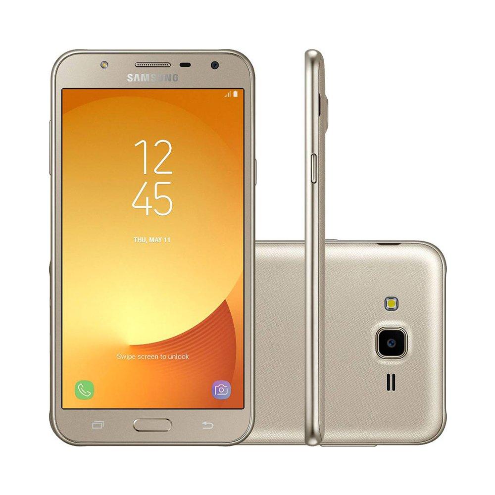 Smartphone Samsung Galaxy J7 Neo J701M Dourado