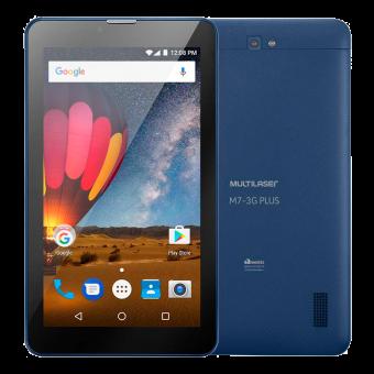Tablet M7 Plus 3G NB270 Multilaser Dark Blue