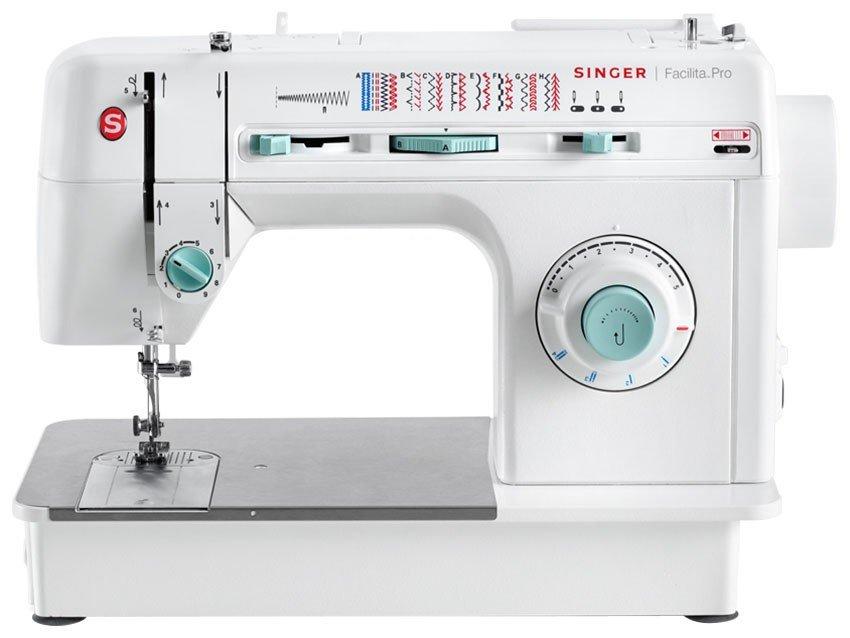 Máquina de Costura Facilita Pro 2968 Singer Branco 127V