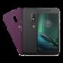 Smartphone Motorola Moto G4 Play DTV Colors XT1603 Preto Cabernet