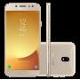 Smartphone Samsung Galaxy J7 Pro J730G Preto Dourado