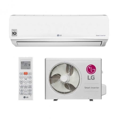 Ar Cond. Split Inverter LG 22000 BTUs Q/F 220V USUW242CSG3