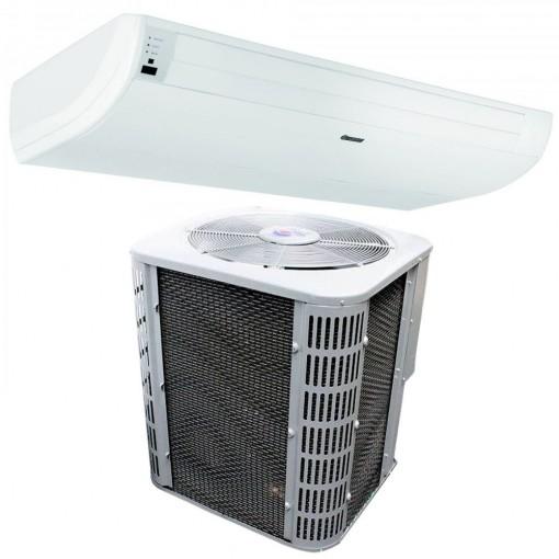 Ar Condicionado Split Piso Teto 36000 BTUs Gree Frio Branco 220V GHCN36ND3CO