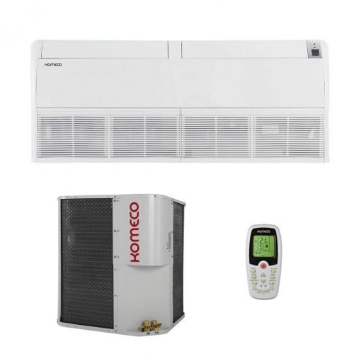 Ar Condicionado Split Piso Teto 55000 BTUs Komeco Quente/Frio 220V/3F KOCP 55QC