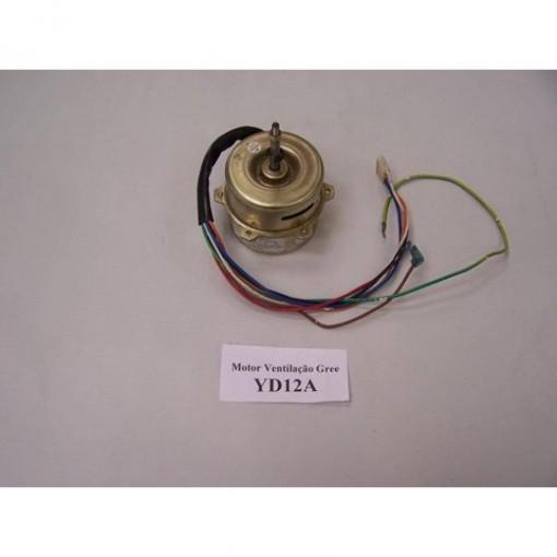 Motor de Ventilação Gree - YD12A