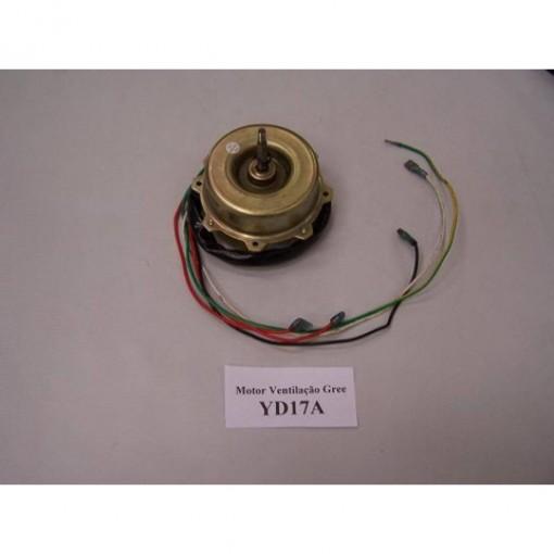 Motor de Ventilação Gree 220V YD17A