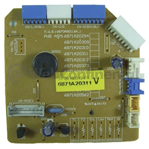 Placa PrincipalEvaporadora 24.000 BTUS Q/F LG