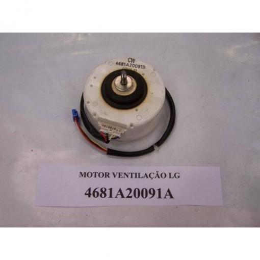 Motor de Ventilação Evaporadora 7.000 / 9.000 / 12.000 BTUS LG
