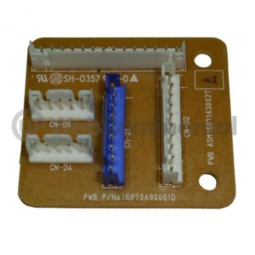 Placa Sub Evap. 11.000 BTUS LSP1120AD / LSNP1120AM e mais LG