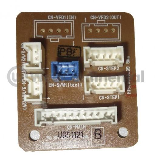 Placa Sub Evap. 12.000 / 18.000 / 24.000 BTUS ARNU18 GS3R2/ LMNC09 e mais LG