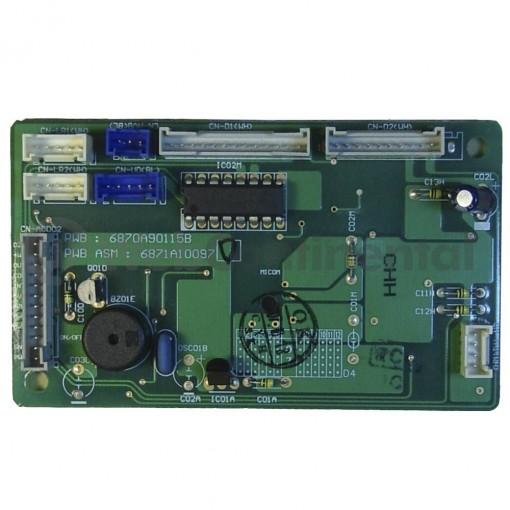 Placa Principal LG 18.000 BTUS LS-C186VMC0