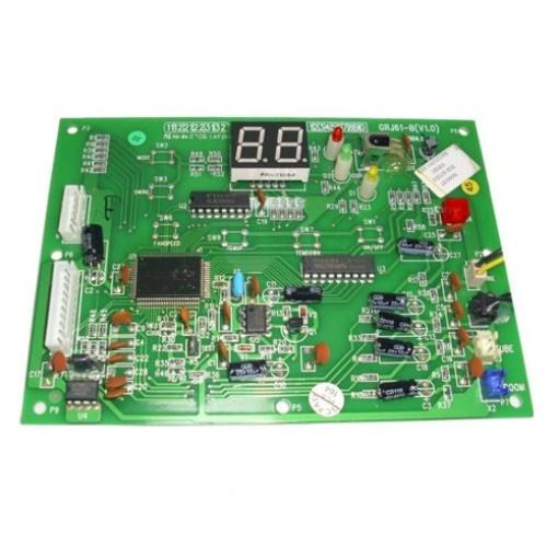 Placa Receptora c/ Display-GST24-36-60 RA XSB 6152DJ Gree