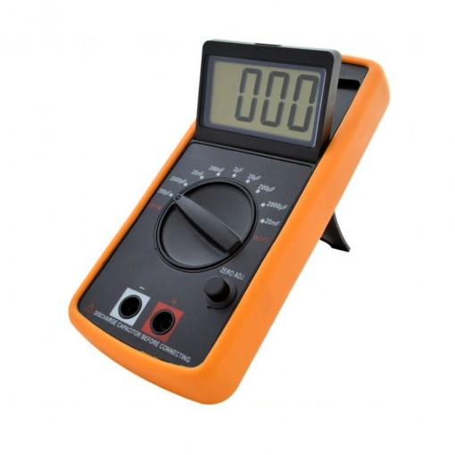 Capacímetro Digital Minipa Suryha