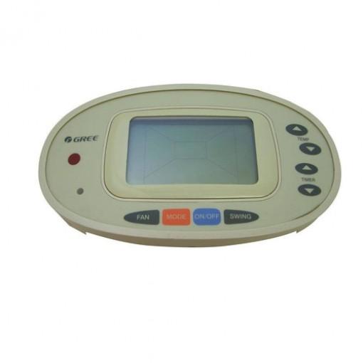 Placa Display GSV24R / 3133 / 30543036 / XSQ3133B Gree