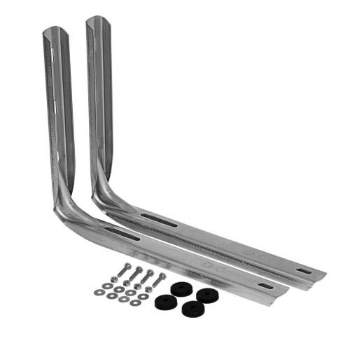 Suporte Split 400mm s/ solda Inox 304 7 a 12 mil BTU Gallant