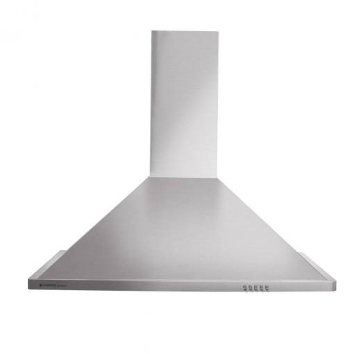 Coifa Parede Gourmet Piramidal 90cm Inox Cadence 127V