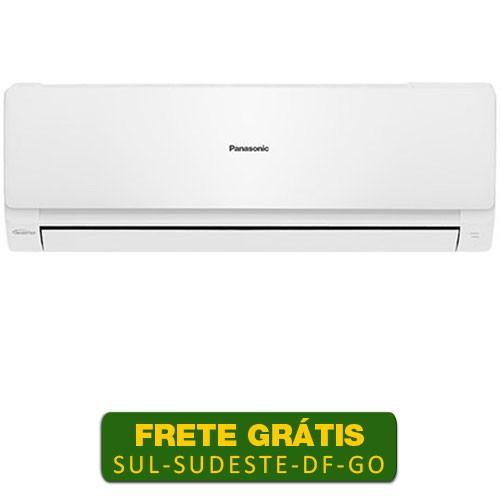 Ar Split Panasonic Inverter 18000 BTU Quente e Frio 220v