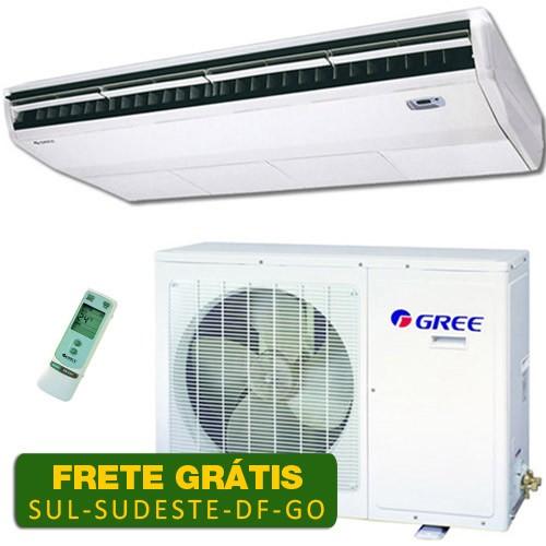 Ar Piso Teto Gree 36000 BTU Quente e Frio 220v Trifásico