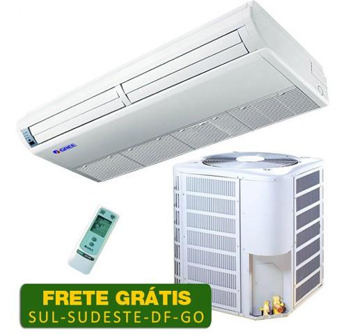 Ar Piso Teto Gree 58000 BTU Quente e Frio 220v Trifásico