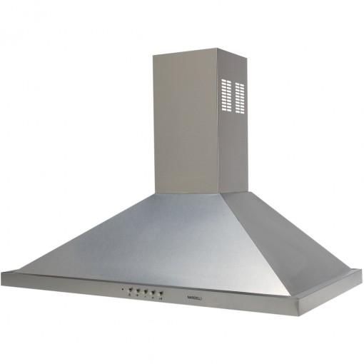 Coifa Parede Nardelli Piramidal 70cm Inox 220v
