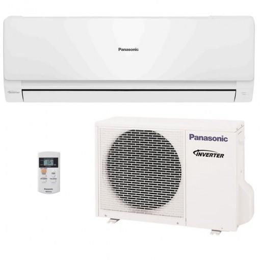 Ar Split Panasonic Inverter 22000 BTU Quente e Frio 220v - CUYE23NKV7