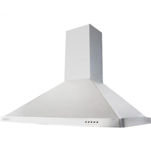 Coifa Parede Cromatto Piramidal 90cm Inox 220v