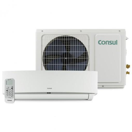 Ar Split Consul Bem Estar Inverter 12000 BTU Quente e Frio 220v