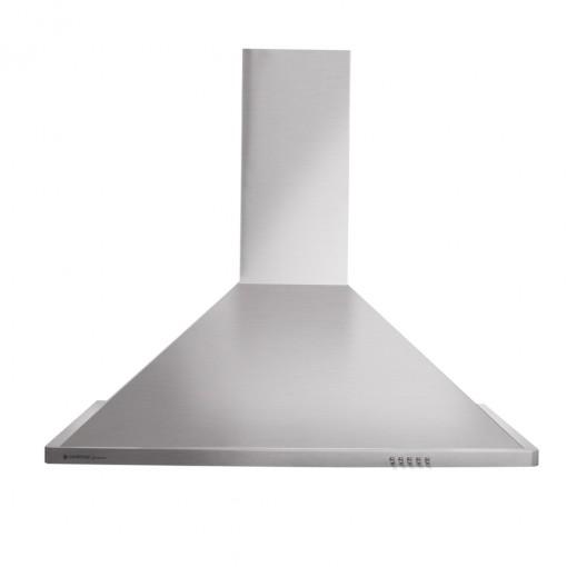 Coifa Parede Cadence Gourmet Piramidal 90cm Inox 127v