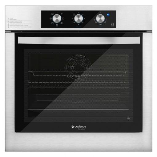 Forno Elétrico de Embutir Gourmet 45L Inox 127V FOR455 - Cadence