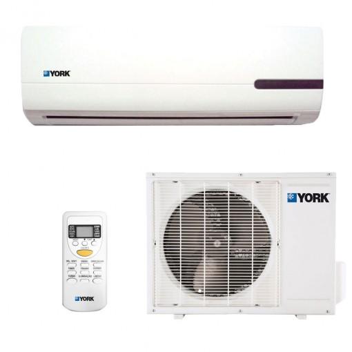 Ar Condicionado Split York 18000 BTU Quente/Frio