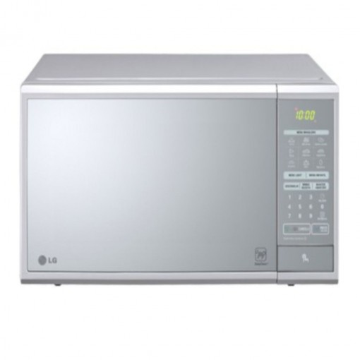 Micro-Ondas Easy Clean 30L Prata Espelhado LG 127V (MS3059L)