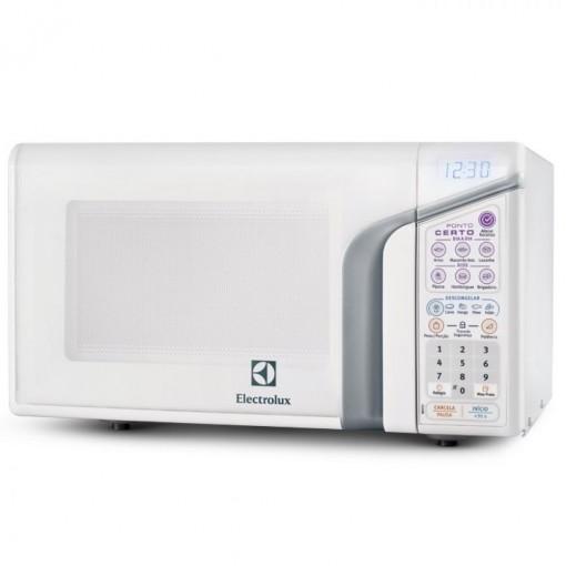 Micro-Ondas 27 Litros Branco Electrolux 220V MEP37