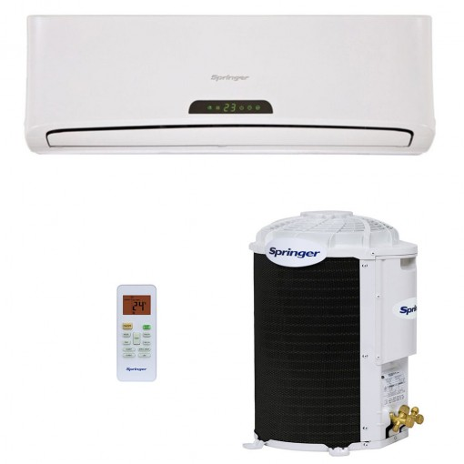 Ar Split Springer Up 18000 BTU Quente e Frio 220v