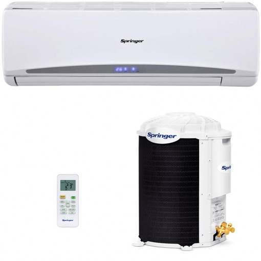 Ar Split Springer Way 22000 BTU Quente e Frio 220v