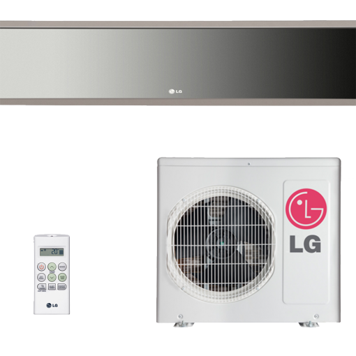 Ar Split LG Art Cool 24000 BTU Frio