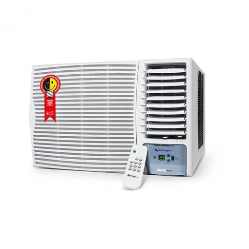 Ar Janela Springer Eletronico com Controle 21000 BTU Frio 220v
