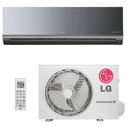 Ar Split LG Art Cool Inverter 18000 BTU Quente e Frio
