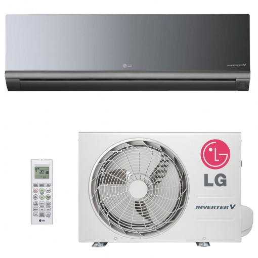 Ar Split LG Art Cool Inverter 12000 BTU Quente e Frio
