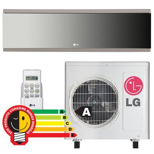 Ar Split LG Art Cool 12000 BTU Frio