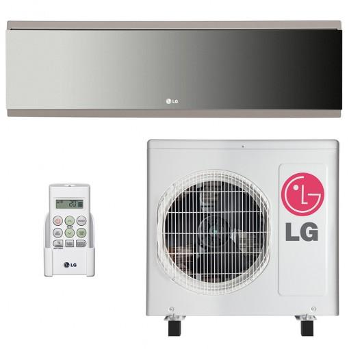 Ar Split LG Art Cool 9000 BTU Quente e Frio
