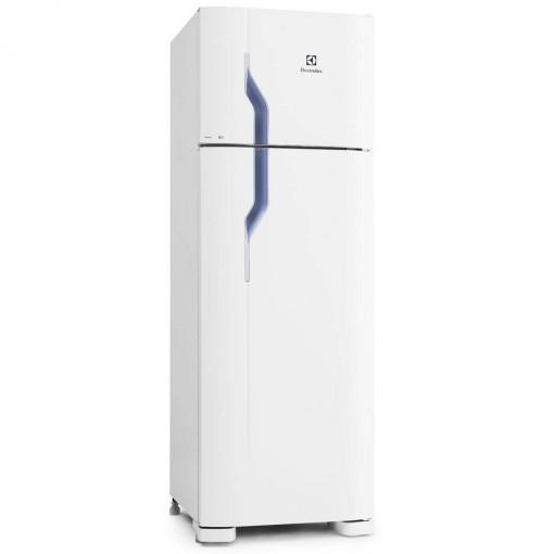 Refrigerador Electrolux Duplex 260L CycleDeFrost Branco 220V