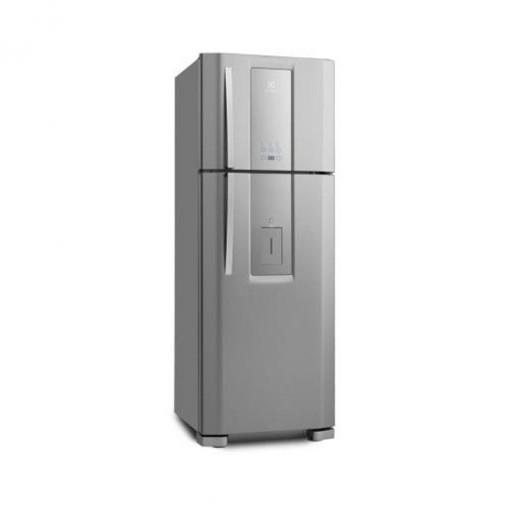 Geladeira Electrolux 2 Portas 441L Inox Frost Free 220V DWX51