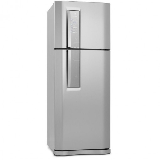 Geladeira Electrolux 427 Litros Inox Frost Free 127V