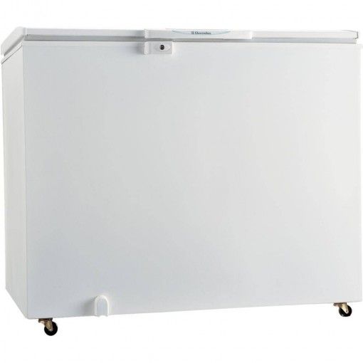Freezer Electrolux Horizontal Cycle Defrost Branco 305L 127V H300