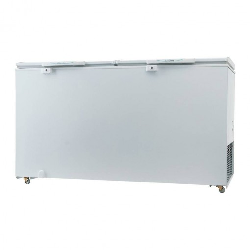 Freezer Electrolux Horizontal Cycle Defrost Branco 385L 220V H400