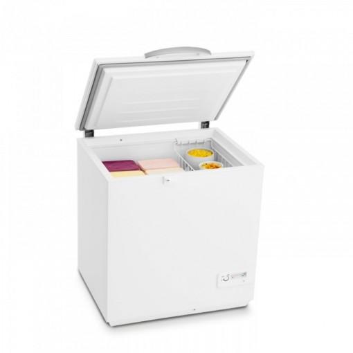 Freezer Electrolux 210L Branco Cycle Defrost 110V H220